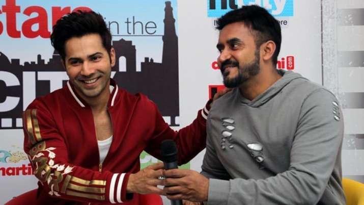 Varun Dhawan and Shashank Khaitan