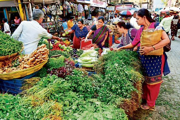WPI inflation eases to 2.45% in May, from 3.07% in April
