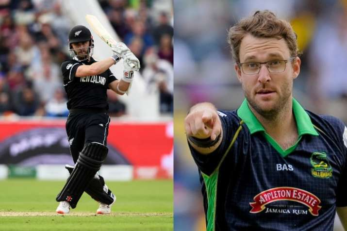 Daniel Vettori Kane Williamson