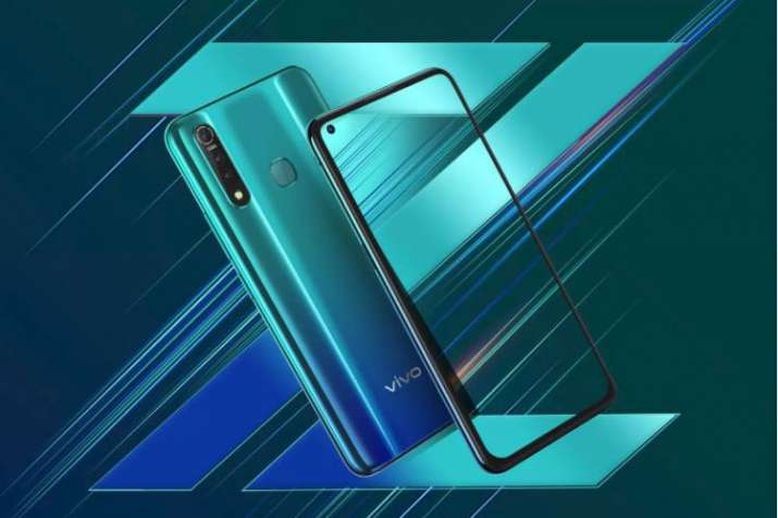 Vivo Z1 Pro with triple rear cameras and an in-screen camera set to launch soon on Flipkart