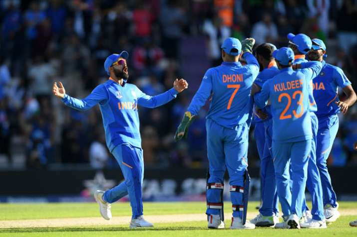 Highlights, 2019 World Cup: India thrash Windies to put ...