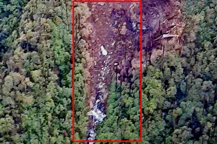 Missing AN-32 plane: Wreckage of IAF aircraft found after 8