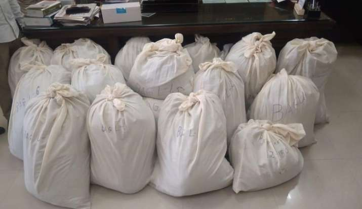 Delhi bound 533 kilogram of heroine seized near Amritsar