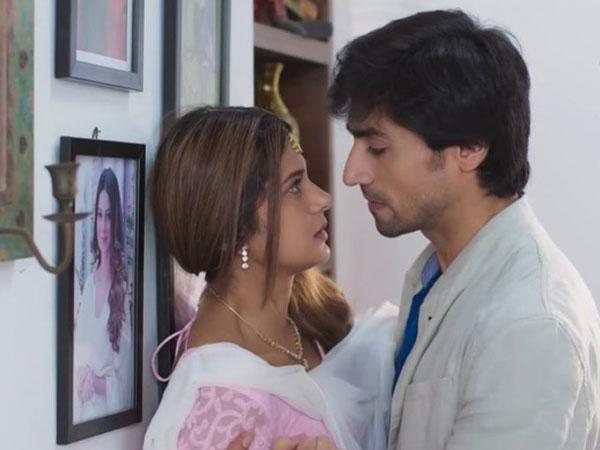 India Tv - Jennifer and Harshad in Bepannah