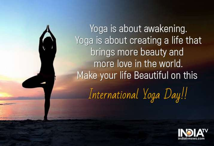 India Tv - International Yoga Day 2019, Yoga For All, All For Yoga