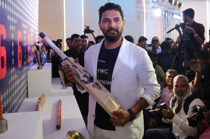 Yuvraj Singh likely to get BCCI's approval for participation in overseas T20 leagues