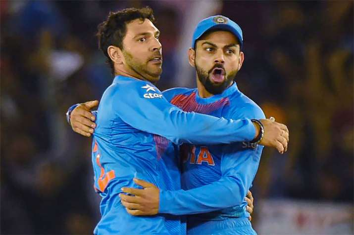 Was promised a farewell game if I failed 'Yo Yo' Test but I passed: Yuvraj Singh
