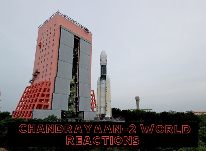 India's Chandrayaan-2 sets off for moon: Here is how the