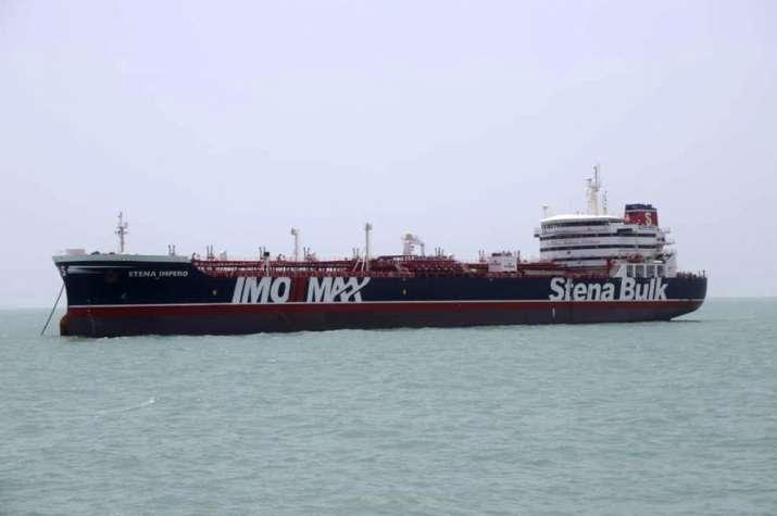 Iran says its seizure of British ship a 'reciprocal'