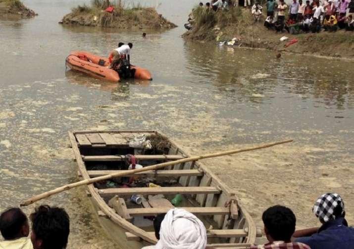 Bahraich boat capsize