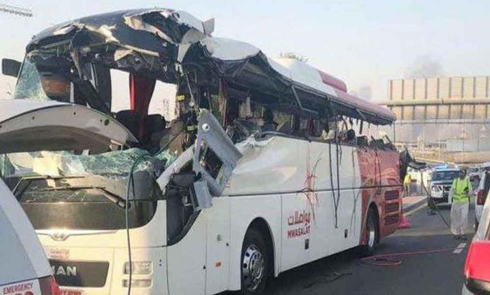 Deadly Dubai bus accident: Omani driver sentenced to 7 years