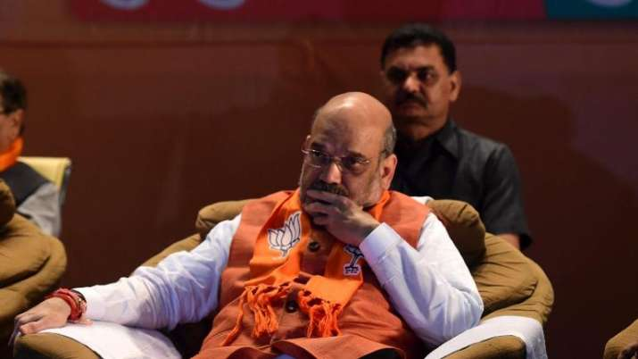 Union Minister for Home Affairs Amit Shah