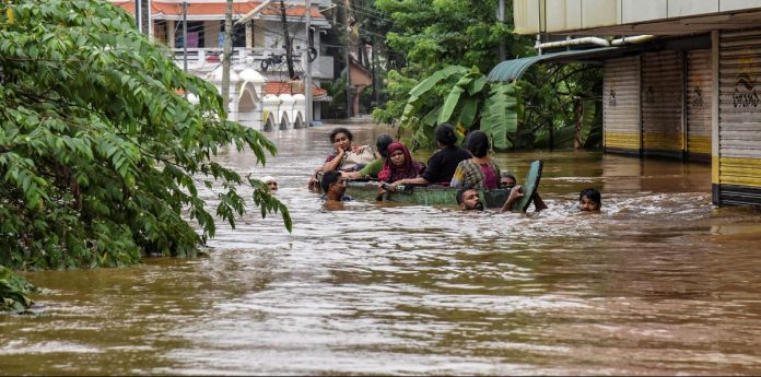 Kerala, God's own land, witnessed the worst floods in its history in August 2018.