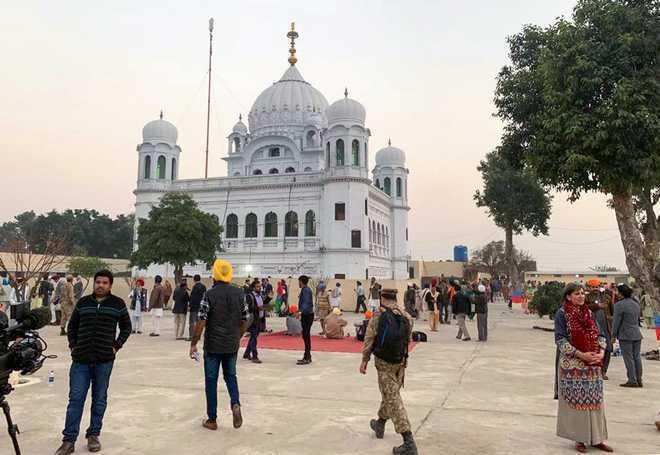 US welcomes Kartarpur corridor construction | India News – India TV