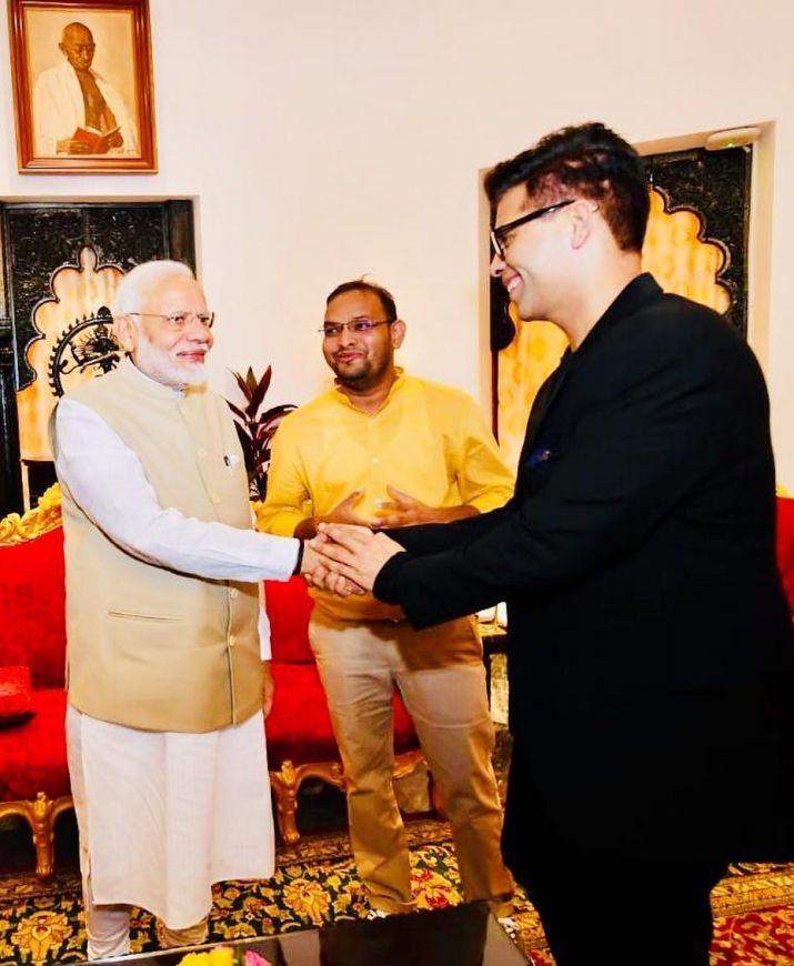 India Tv - Bear Grylls: PM Modi to feature on show 'Man Vs Wild