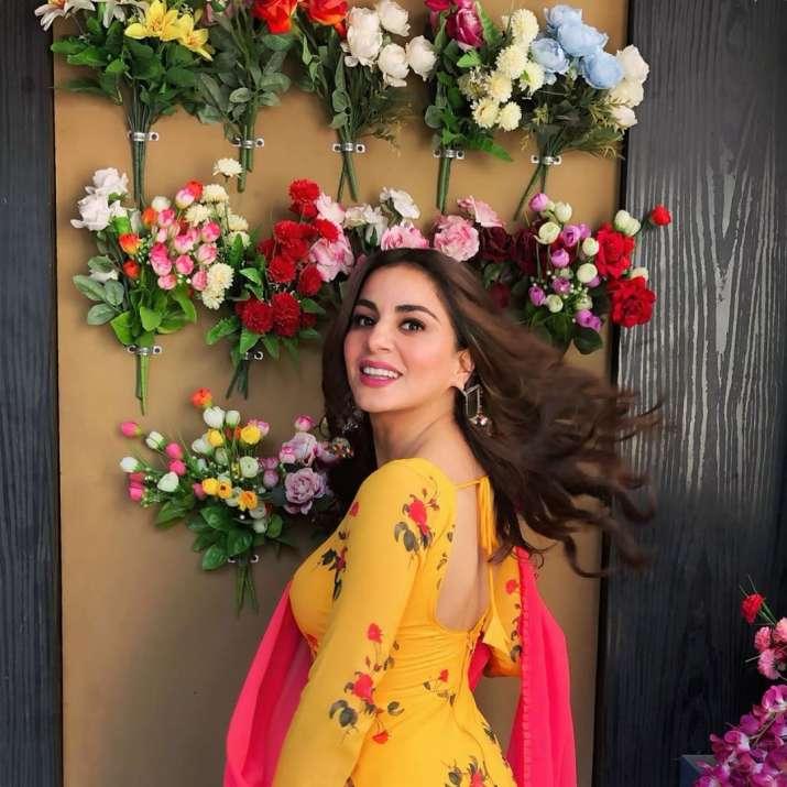 Kundali Bhagya actress Shraddha Arya is preparing for Nach Baliye 9 in THIS manner