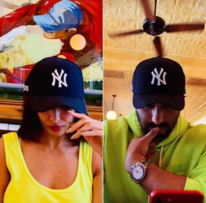 India Tv - Why is Malaika Arora overdosing us with her mushy pics with Arjun Kapoor?