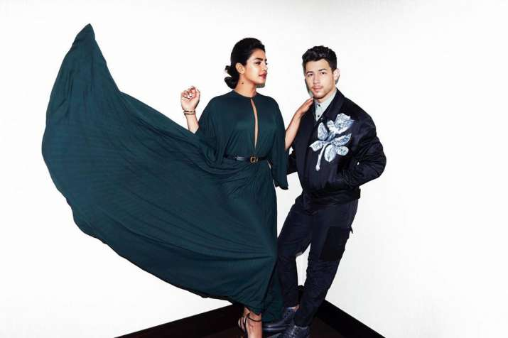 India Tv - Priyanka Chopra with husband Nick Jonas