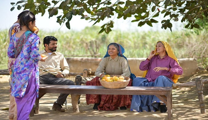 Saand Ki Aankh Teaser: Presenting Bhumi Pednekar and Taapsee Pannu as 'dabangg daadis'