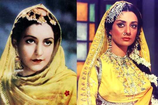 Remembering first female superstar of Indian cinema Naseem