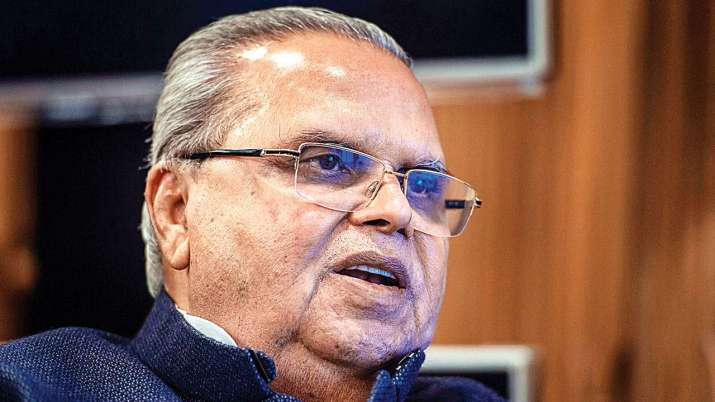 Satya Pal Malik, Jammu and Kashmir Governor