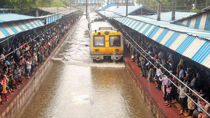 The Mumbai rains which were recorded for over 24 hours, has been 375.2mm which falls in the extremel