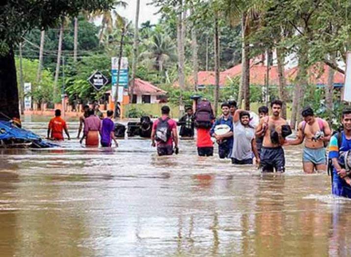 Heavy rains lash Kerala as southwest monsoon gains strength