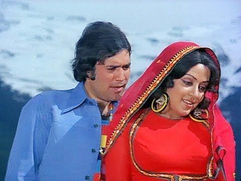 India Tv - Rajesh Khanna and Hema Malini