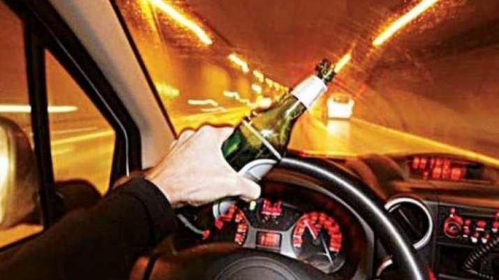 36 held for consuming liquor on Noida roads