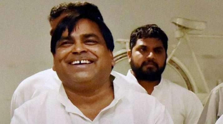 SP's ex-Minister Gayatri Prajapati booked for criminal intimidation