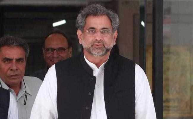 Former Pakistan PM Shahid Khaqan Abbasi arrested