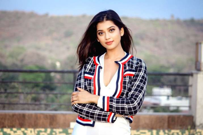 TV actress Digangana Suryavanshi excited about her Tamil