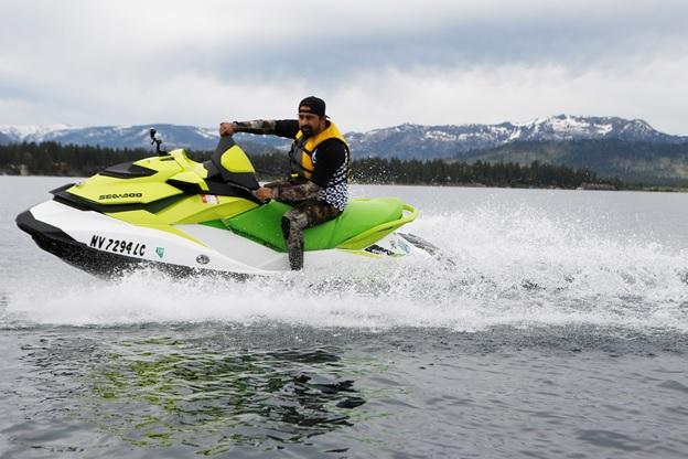 India Tv - Adventure in Lake Tahoe!