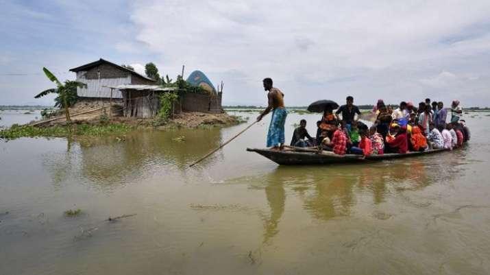 Bihar and Assam floods