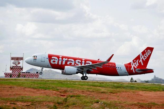 DGCA suspends two AirAsia India pilots for violations
