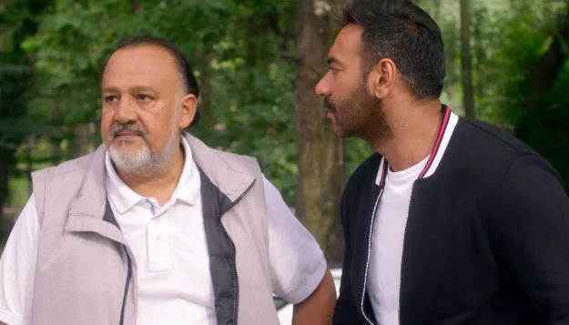 India Tv - Alok Nath in De De Pyaar De after Me Too Movement.