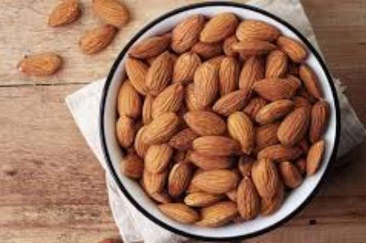 India Tv - Almonds are rich source of protein which helps in growing