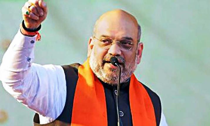 Amit Shah in Gujarat today