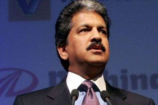 Anand Mahindra on Tuesday responded to a woman who pointed at the number of plastic bottles at a boa