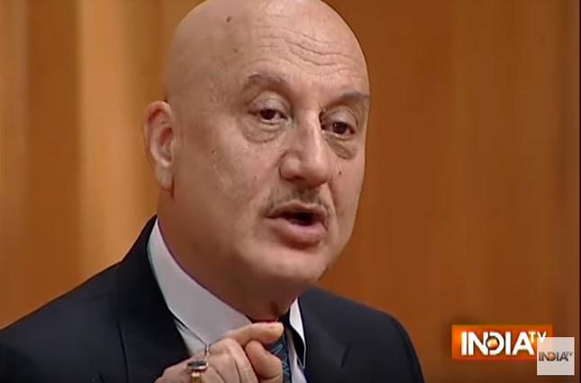 Aap Ki Adalat: Anupam Kher opens up on politics and religion