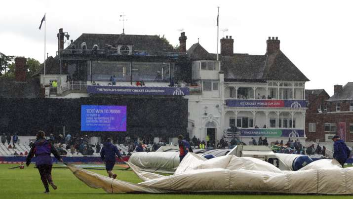 Weather forecast in Mancester for IND vs NZ semi-final clash