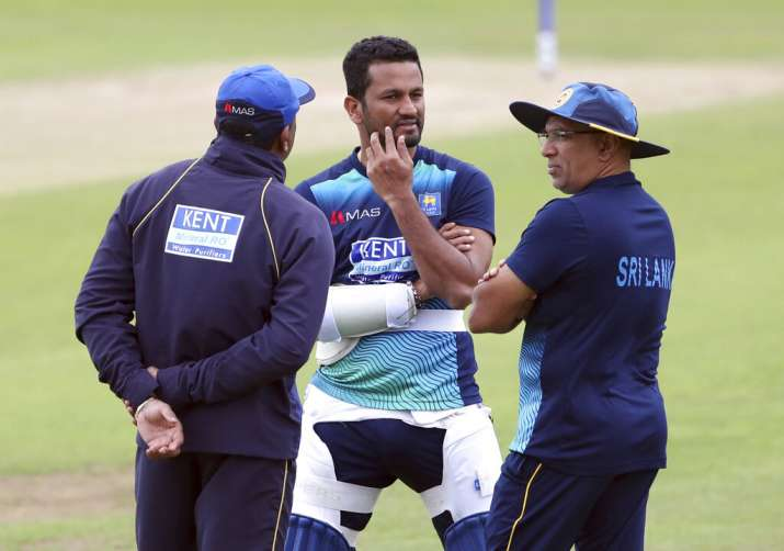 Sri Lanka's Sports Minister demands resignation of cricket team's coaching staff, changes likely