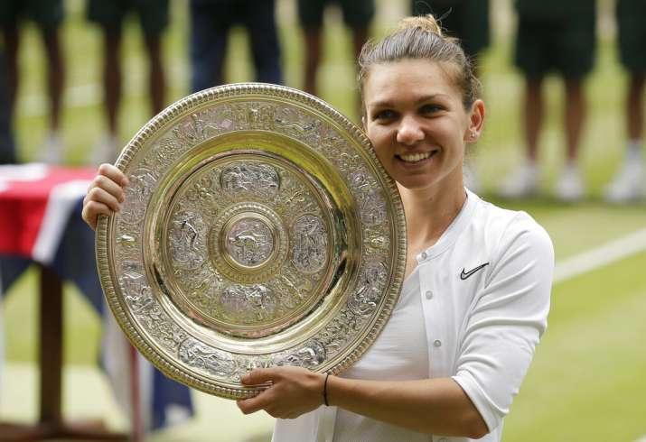 Simona Halep dominates Serena Williams to win maiden Wimbledon title