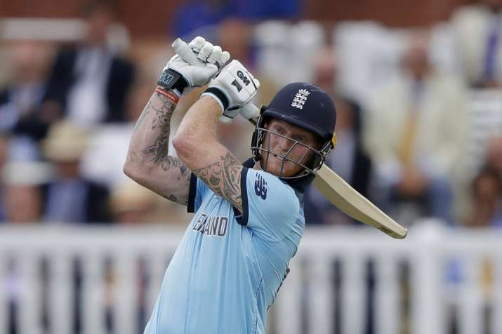 India Tv - Ben Stokes played a crucial innings in the World Cup final.