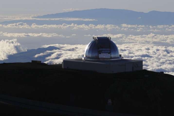 Mauna Kea Hawaii space telescope