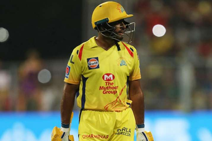 India Tv - Ambati Rayudu had a disastrous IPL 2019 and that costed him a place in the World Cup squad