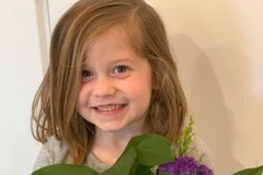 Aria Hill, the sweet angel who succumbed in the accident