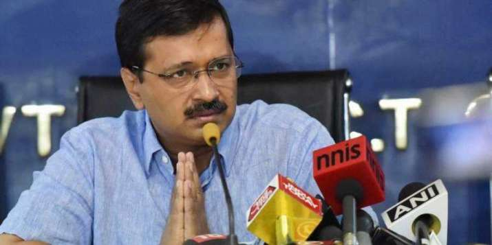 Kejriwal announces financial aid of Rs 10 lakh for