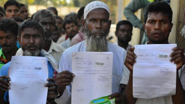 NRC Assam coordinator dismisses reports of Rohingya migrant