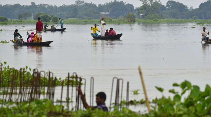 Researchers develop statistical model to predict floods